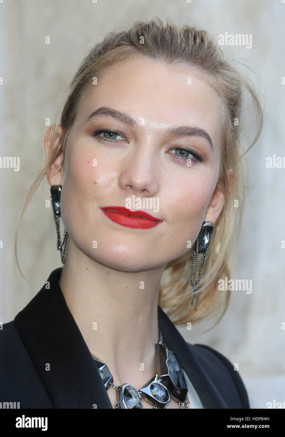 566d46687ffc Karlie Kloss makes an in-store appearance at Swarovski Featuring  Karlie  Kloss Where  Los Angeles