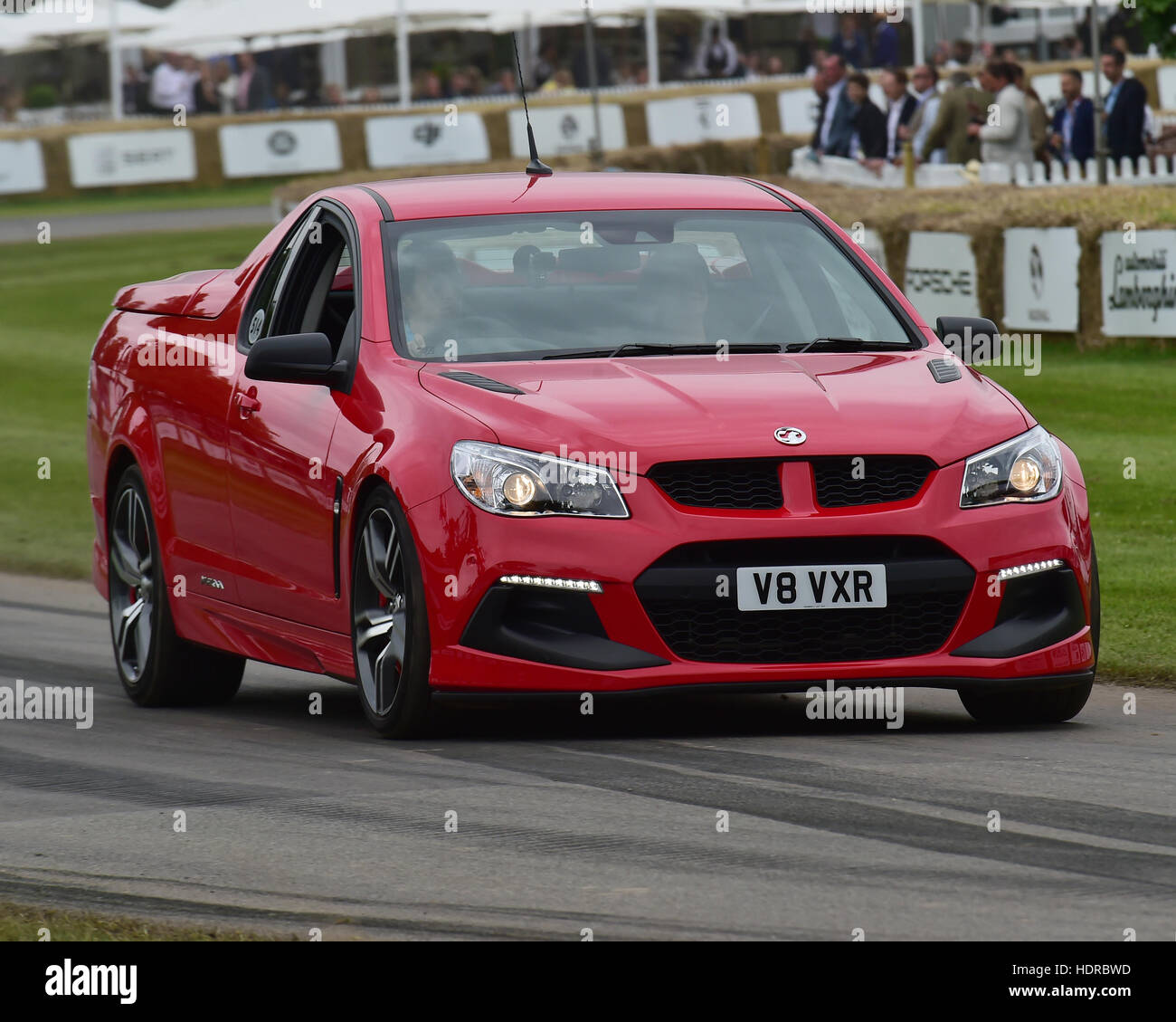 Vauxhall Maloo, Goodwood Festival of Speed, 2016. automobiles, cars, entertainment, Festival of Speed, FoS, Full - Stock Image