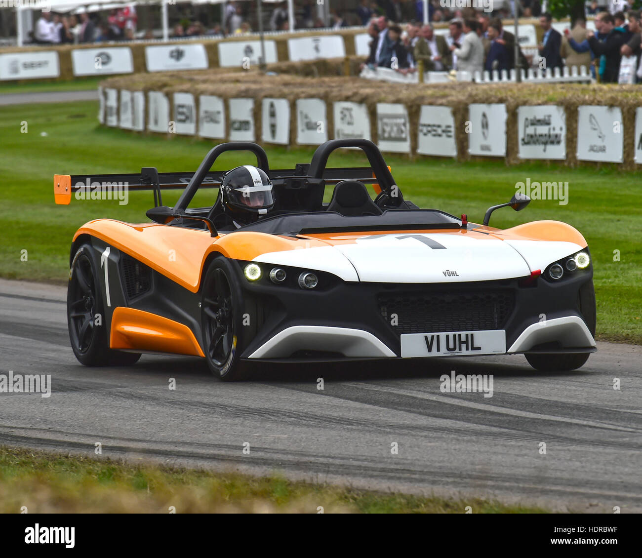 Vuhl 05RR, Goodwood Festival of Speed, 2016. automobiles, cars, entertainment, Festival of Speed, FoS, Full Throttle, - Stock Image