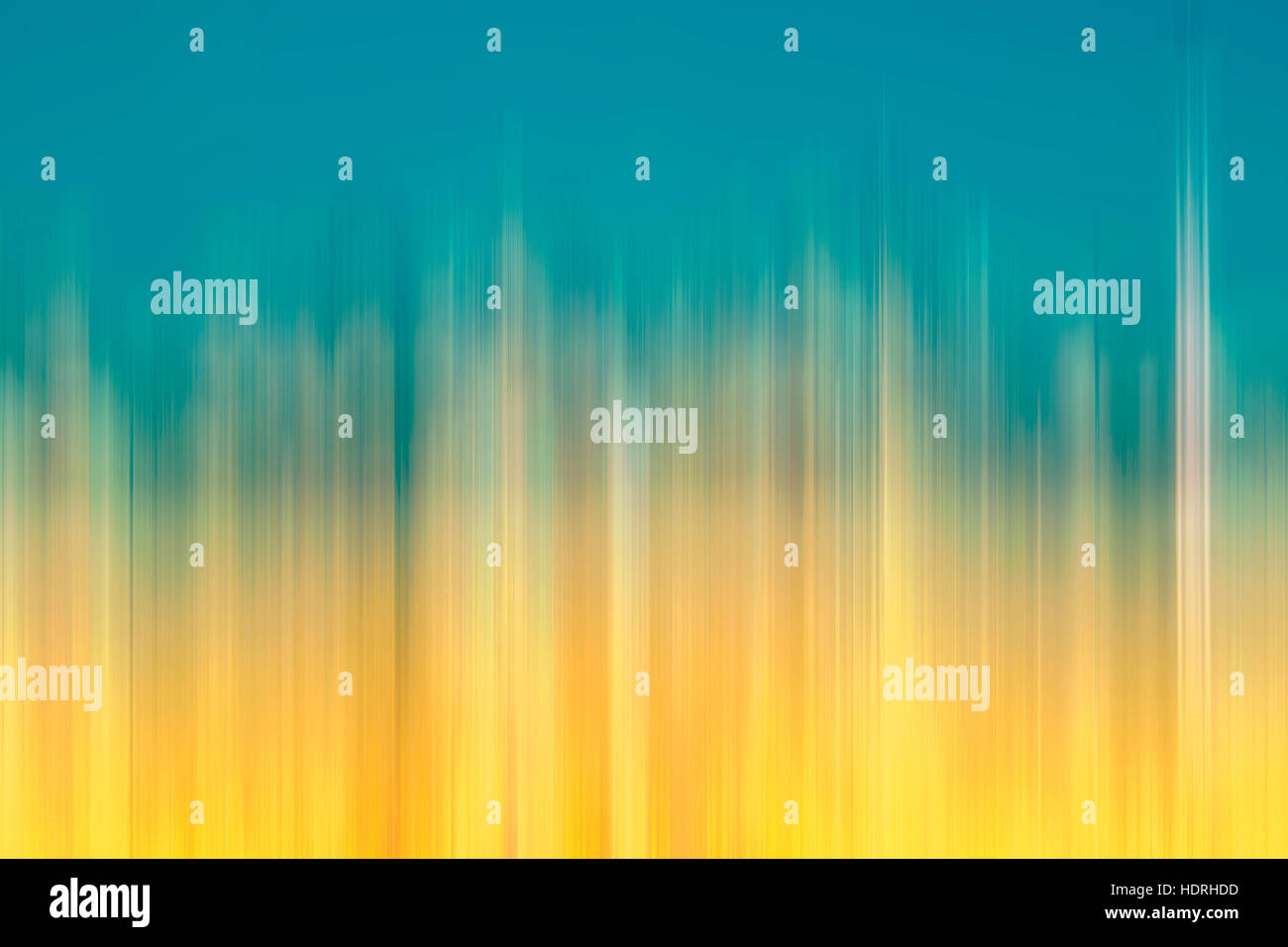 Motion Blurred Abstract Blue And Yellow Background Or Wallpaper Stock Photo Alamy