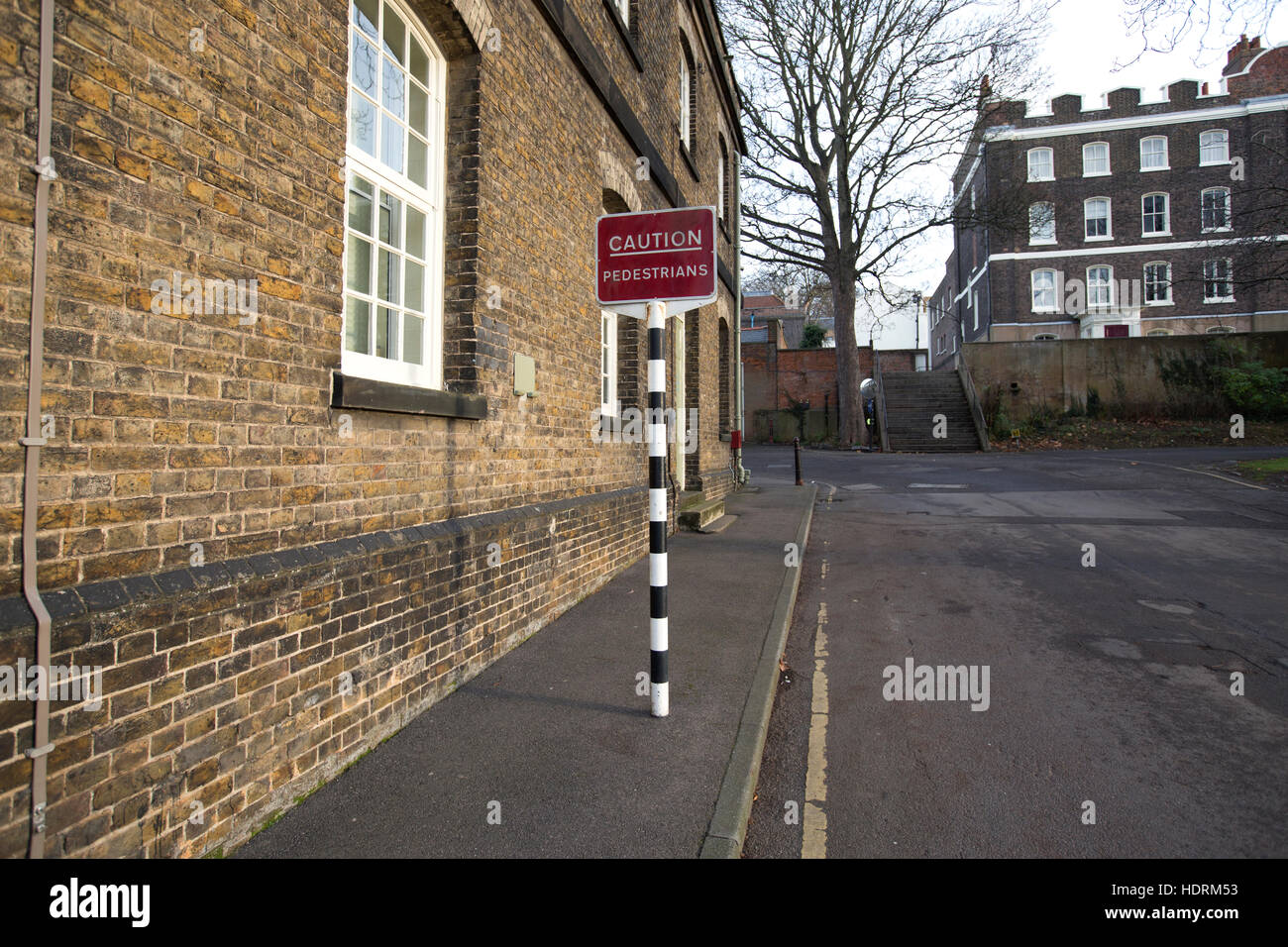Chatham Historic Dockyard, maritime museum on the site of the former royal naval dockyard at Chatham in Kent, South Stock Photo