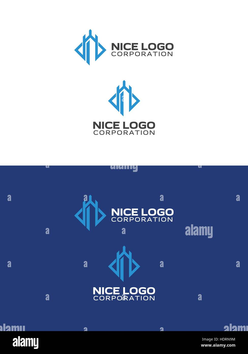 castle logo, fortress tower logotype, ancient history - Stock Vector