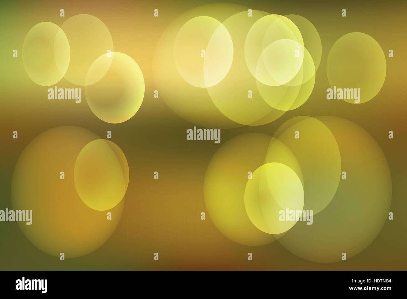 abstract blurred background with bokeh. vector graphic - Stock Vector