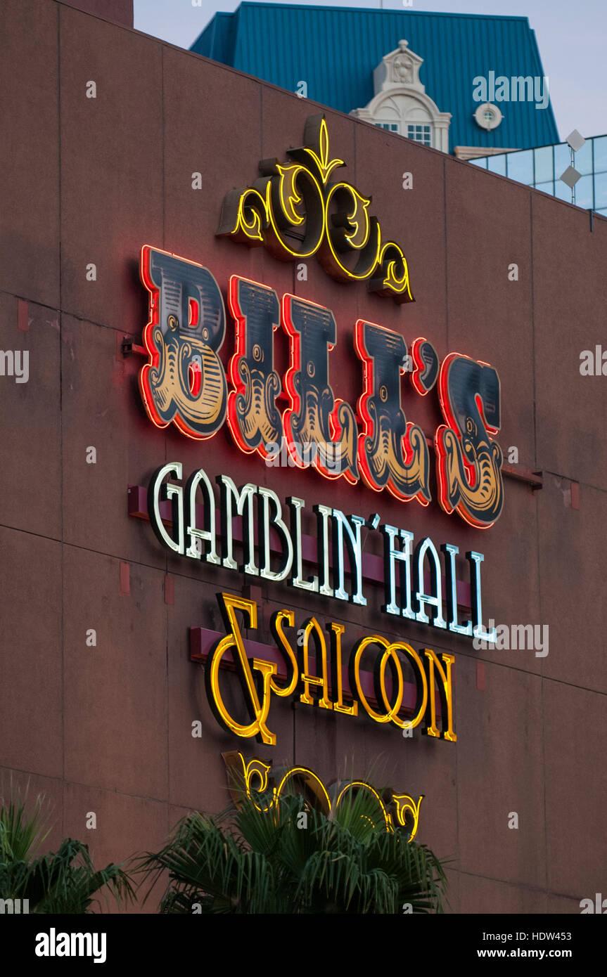 Bill s Gamblin Hall (Closed)
