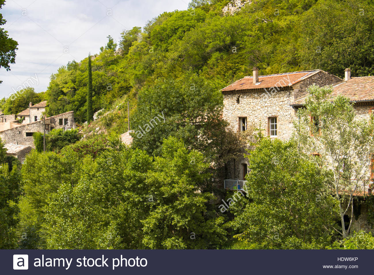 French countryside balcony stock photos french for French countryside house