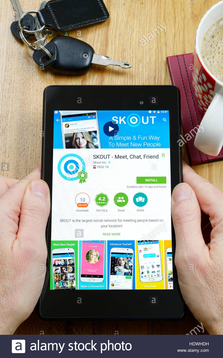 Dating skout