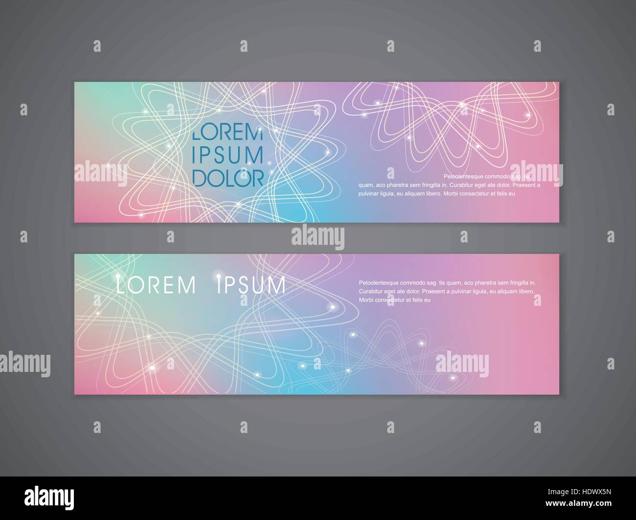 colorful circle layout design for tri fold brochure template