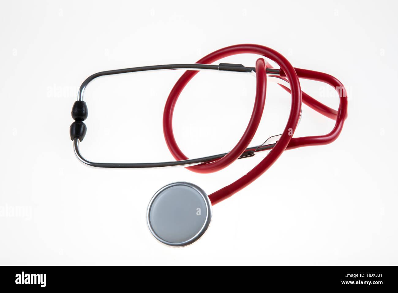 Stetoscope - Stock Image