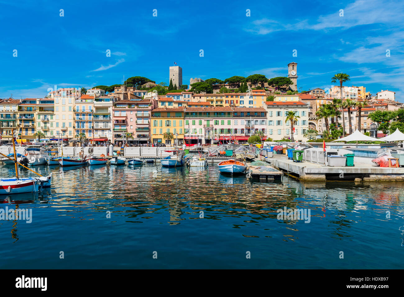 Cannes France - Stock Image
