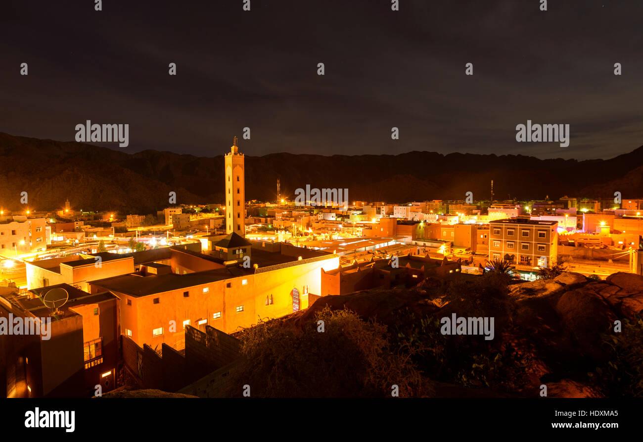 Tafraoute, Morocco Stock Photo