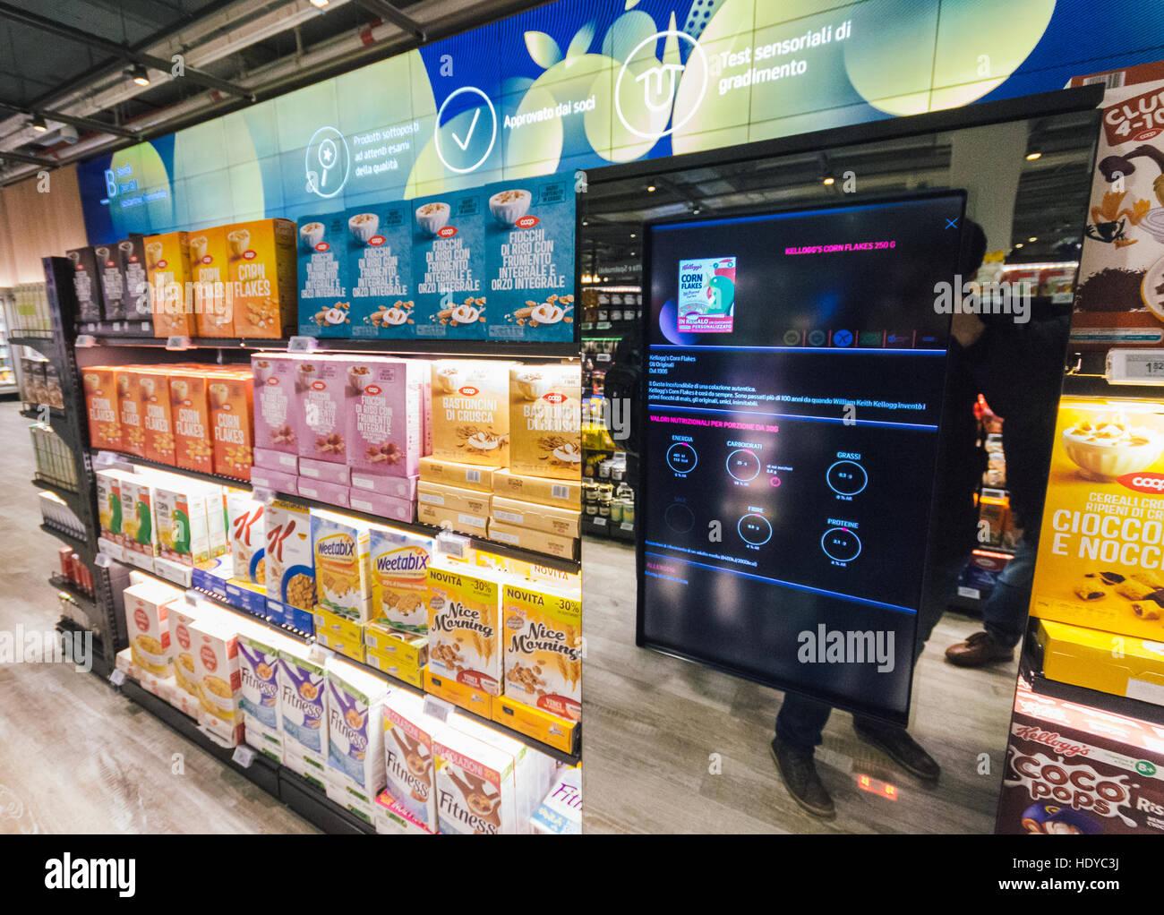 innovative design 853f5 956f2 Coop Italia, Italy's largest supermarket chain, has ...