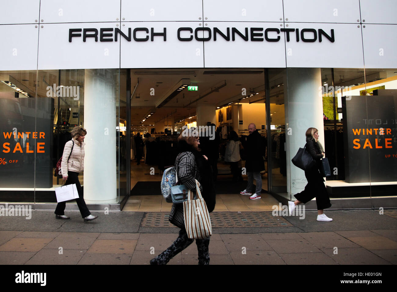 1de03448c43 French Connection Sale Stock Photos   French Connection Sale Stock ...