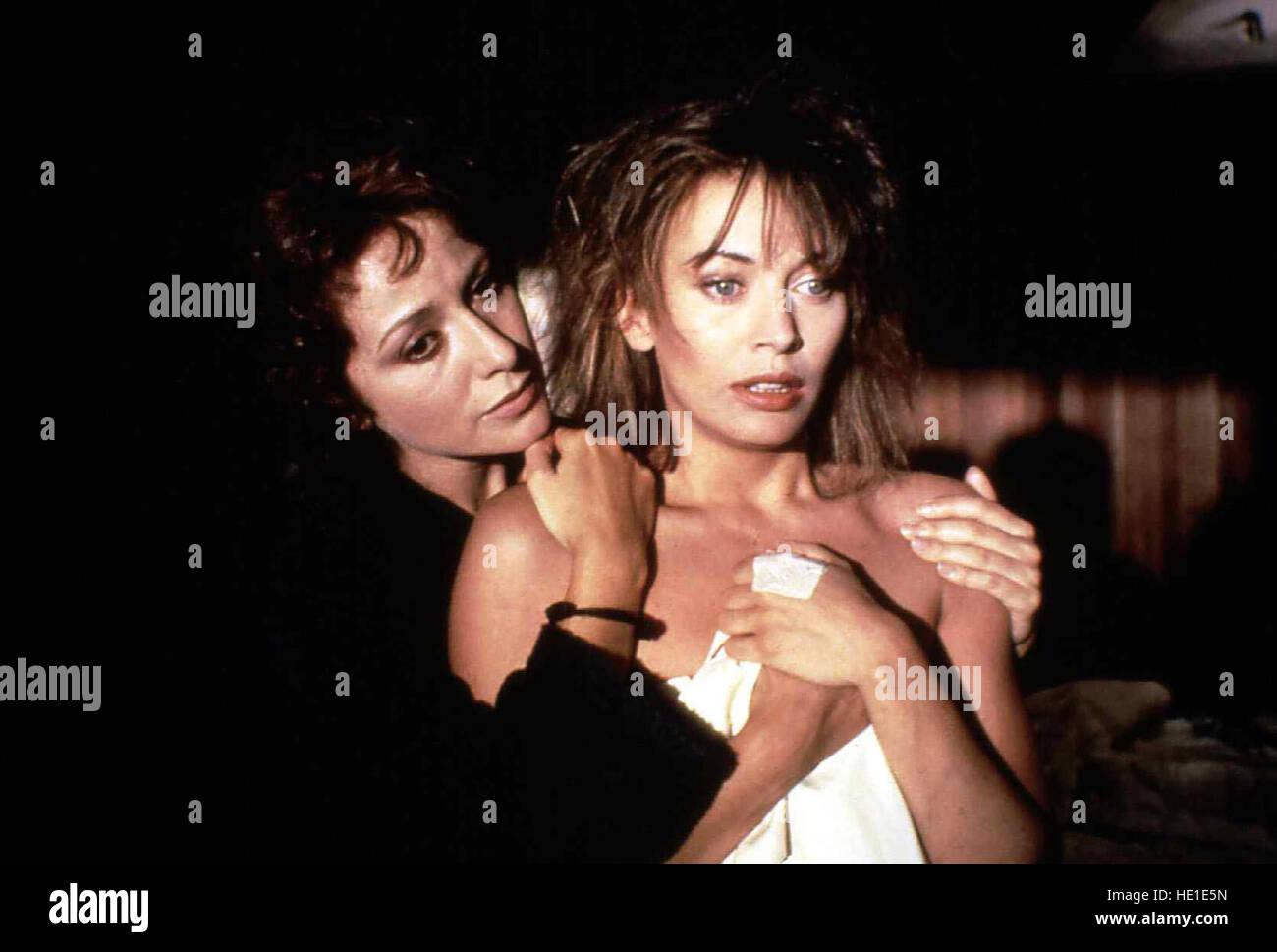 Nomads - Tod aus dem Nichts, USA 1986 Director: John McTiernan Actors/Stars: Lesley-Anne Down, Pierce Brosnan, Anna Maria Monticelli Stock Photo