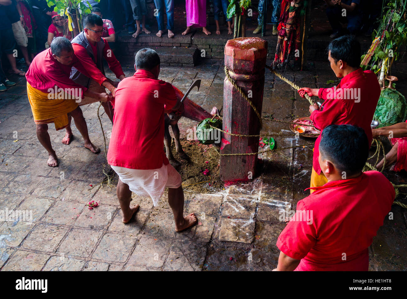 Sacrifice To Gods Stock Photos Sacrifice To Gods Stock Images Alamy