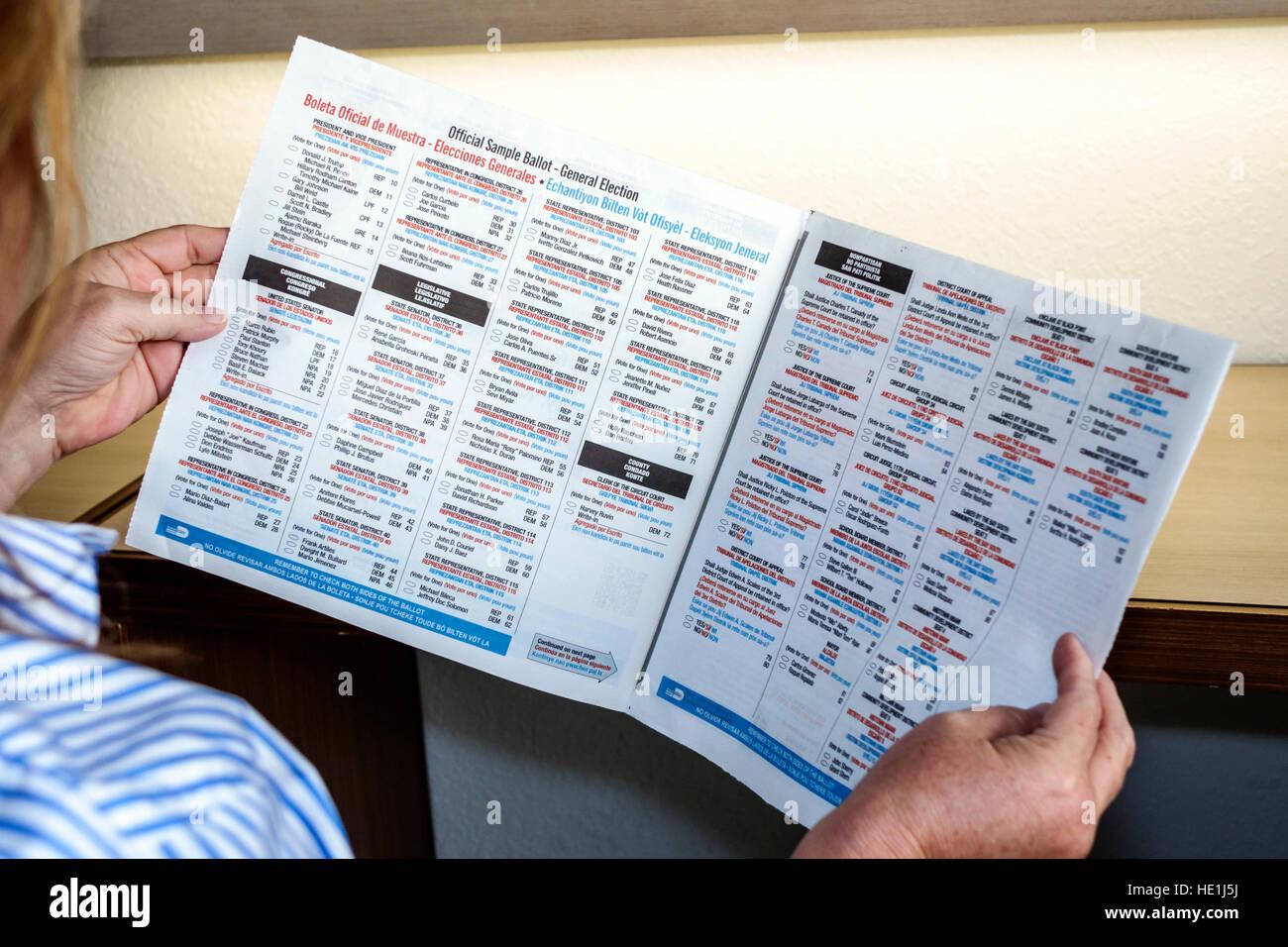 Voting dates in Melbourne