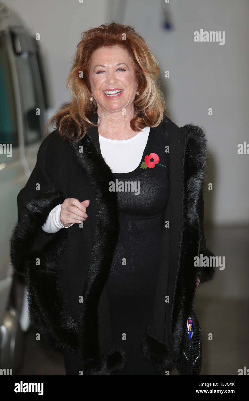 Watch Lynda La Plante video