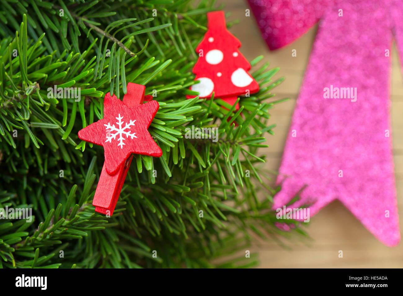 Star Shaped Christmas Decoration