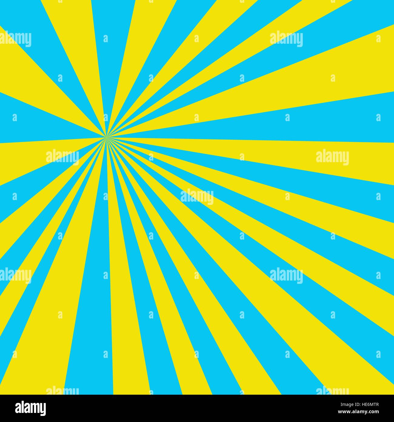 colored back pop art style light yellow blue background for comic