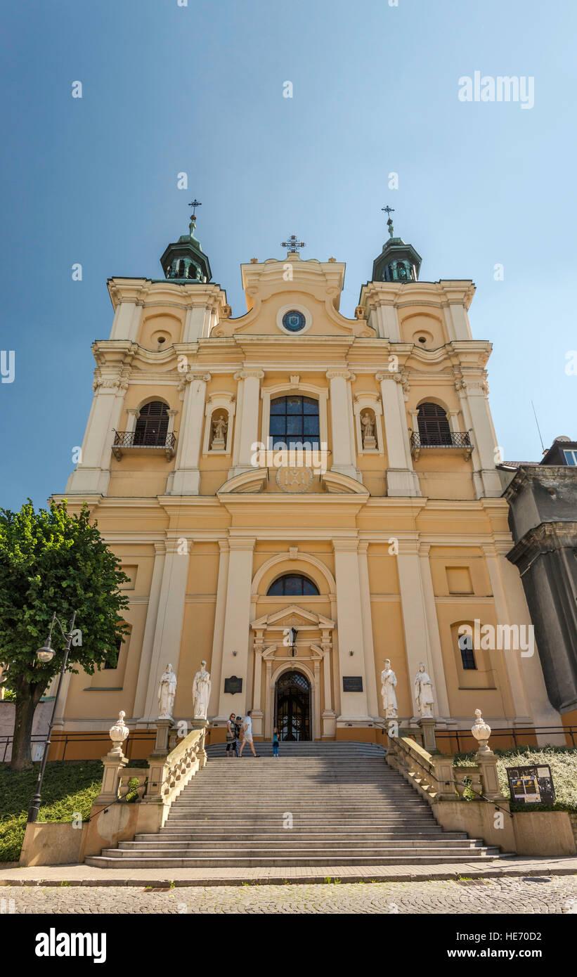 e1aae404c Cathedral of St John the Baptist, 17th century, Greek Catholic, in Przemysl,