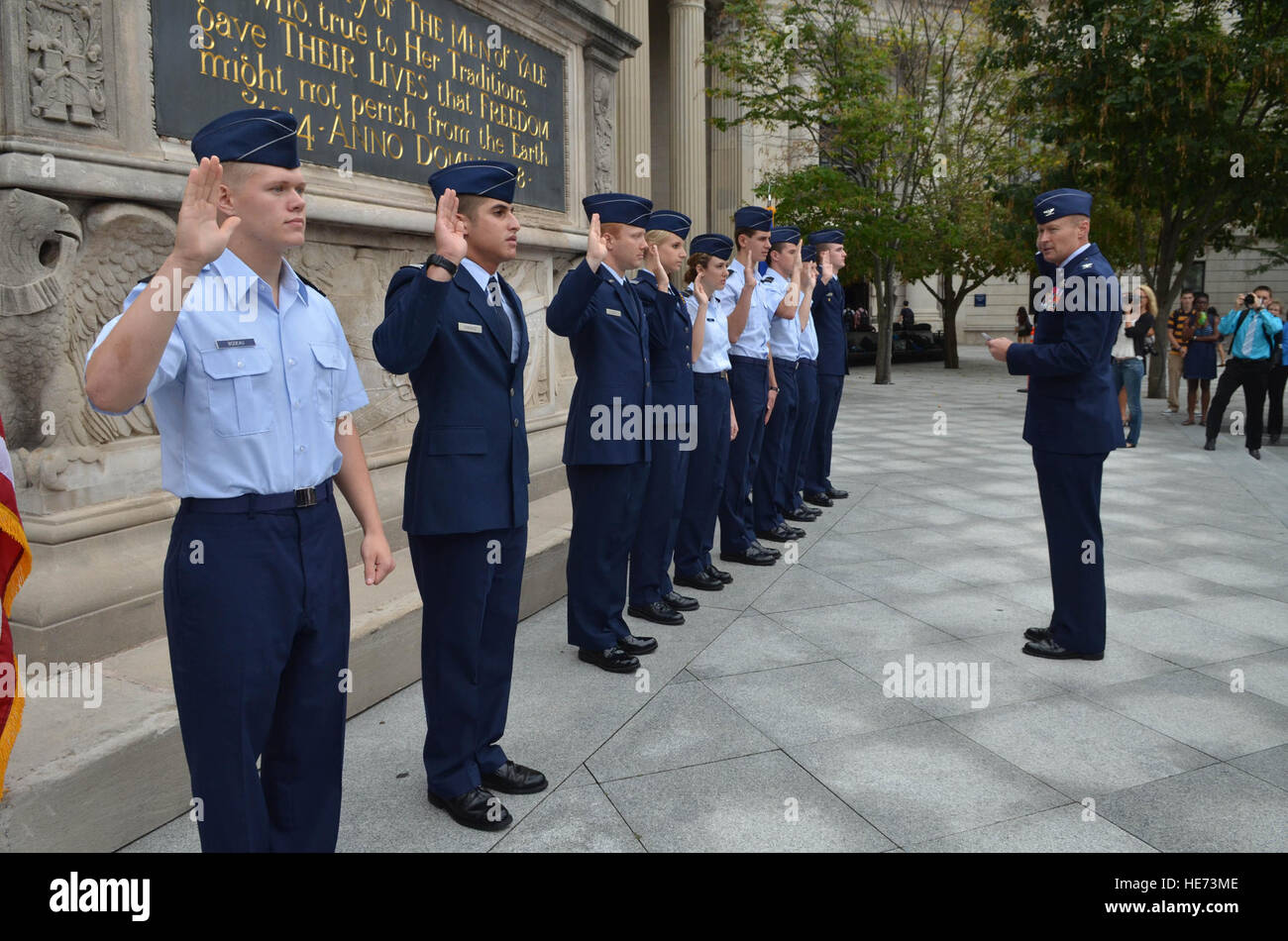 air force enlisted to rotc