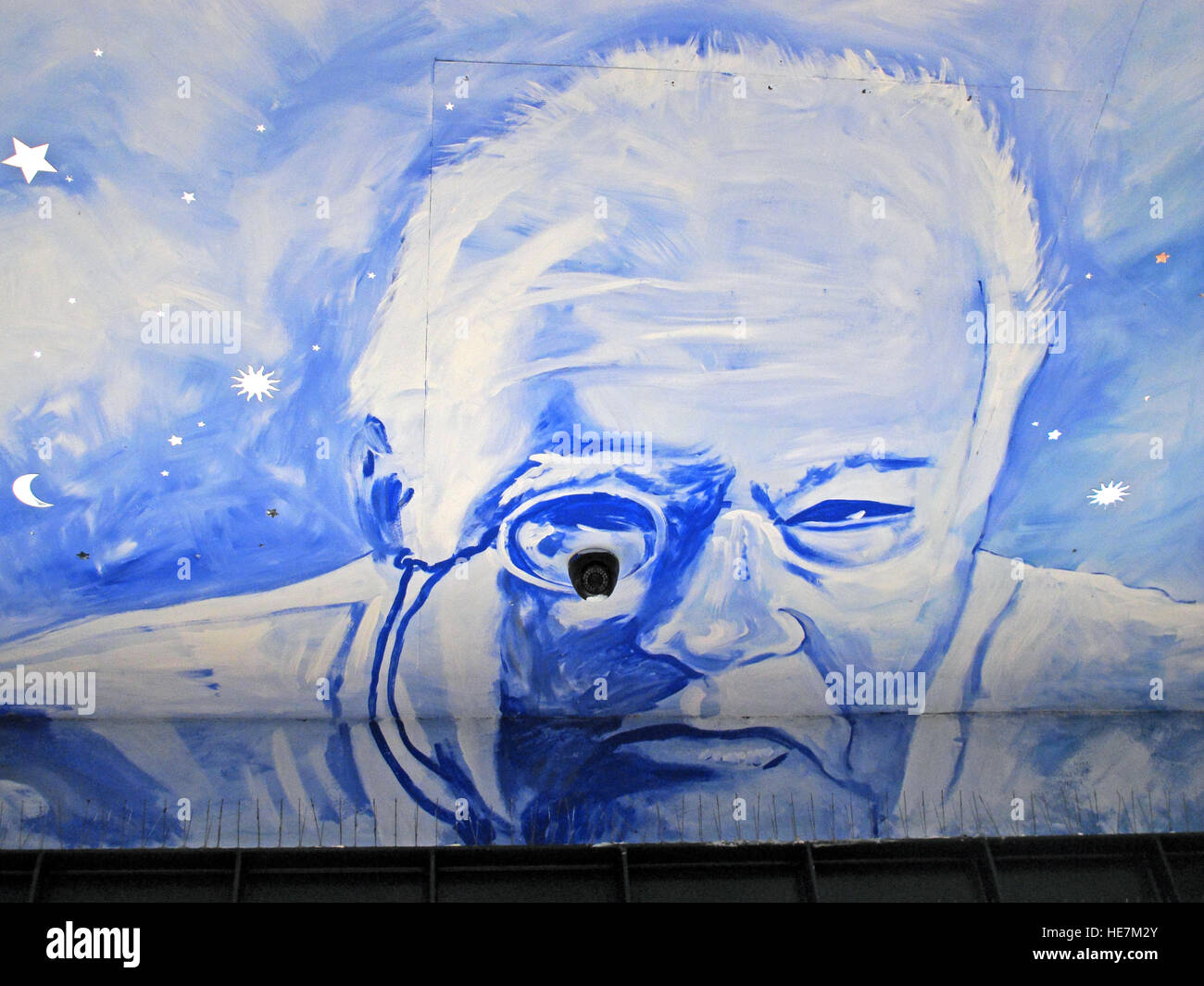 Duke Of York Pub,Belfast - Patrick moore Stock Photo
