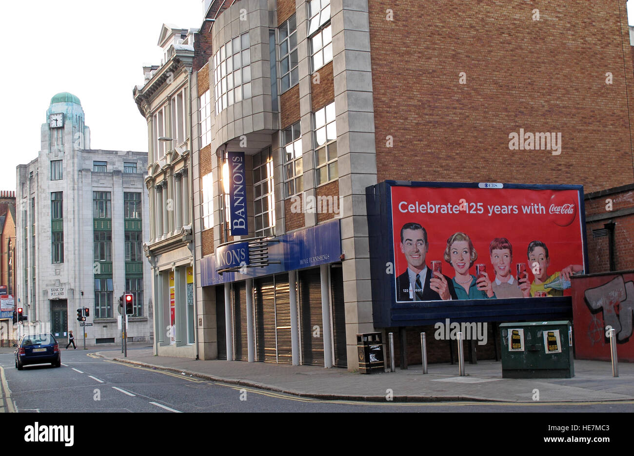 Bannons Dept Store, Belfast 75 North St,  City Centre, Northern Ireland, UK - Stock Image