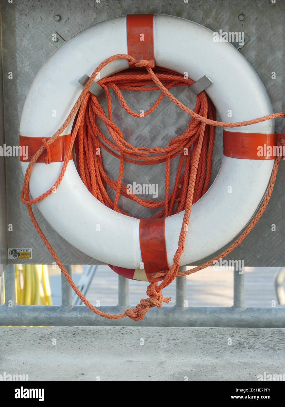 lifesaver ship stock photo 129249119 alamy