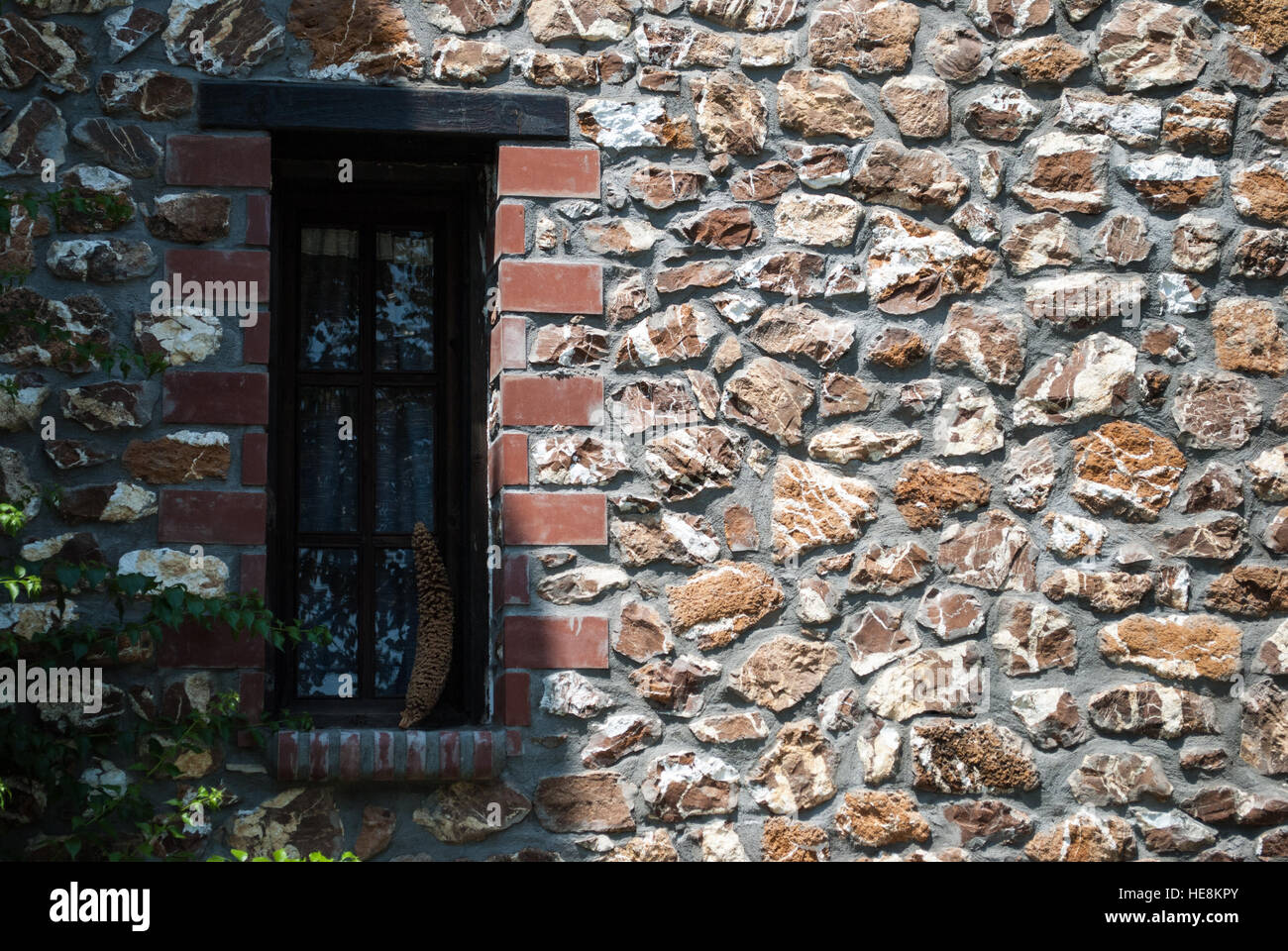 rustic stone house stock photos rustic stone house stock images