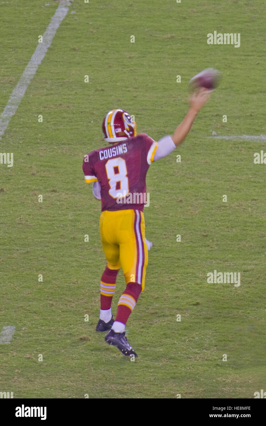 The Washington Redskins Stock Photos   The Washington Redskins Stock ... 7a65f9d33