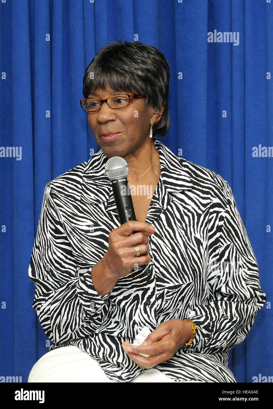 Lucille Bridges Mother Of Ruby Bridges Who Was Among The
