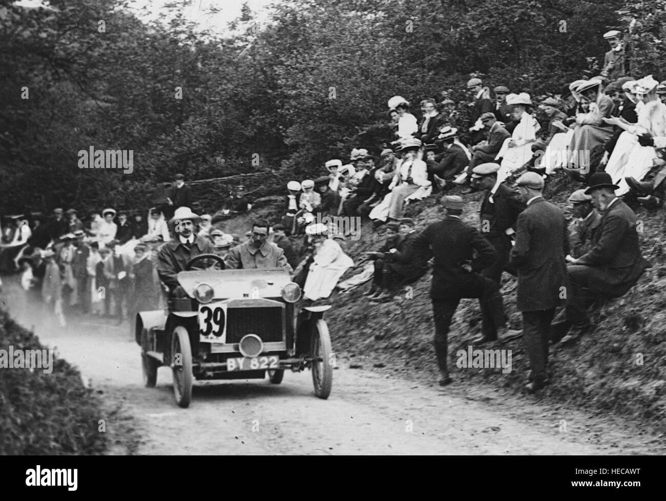Riley 9hp Victoria 1907 - Stock Image