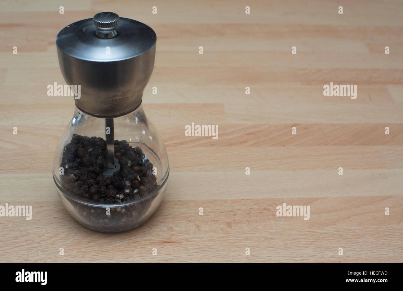 Pepperbox - Stock Image
