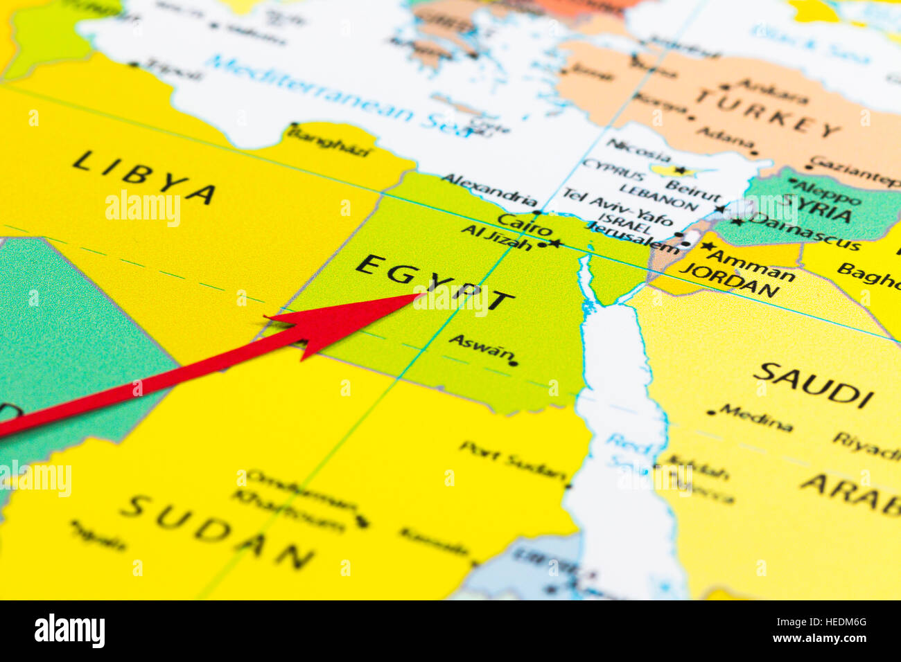 Image of: Egypt Map High Resolution Stock Photography And Images Alamy