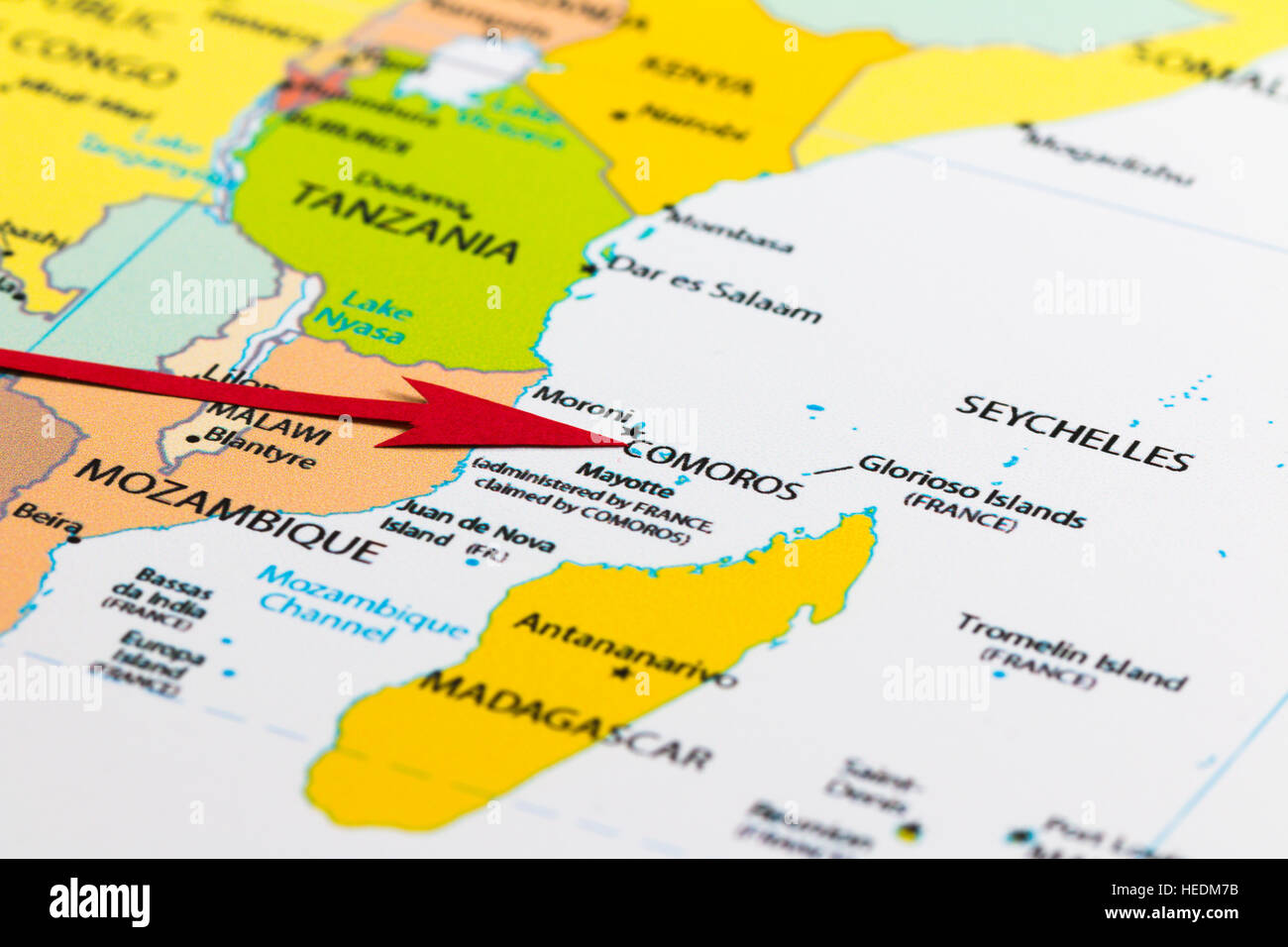 Comoros Stock Photos Comoros Stock Images Alamy