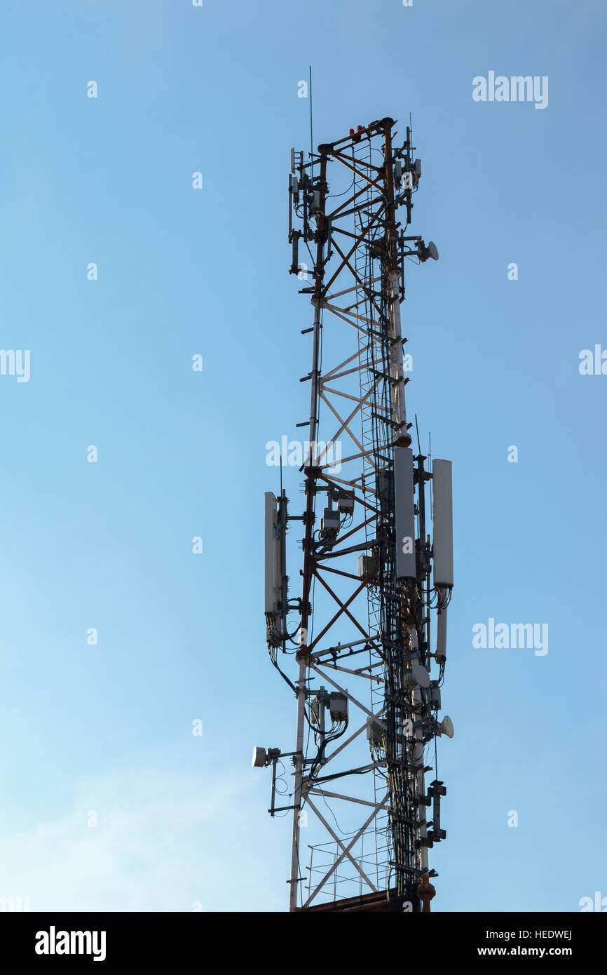 4g Antenna Stock Photos & 4g Antenna Stock Images - Alamy