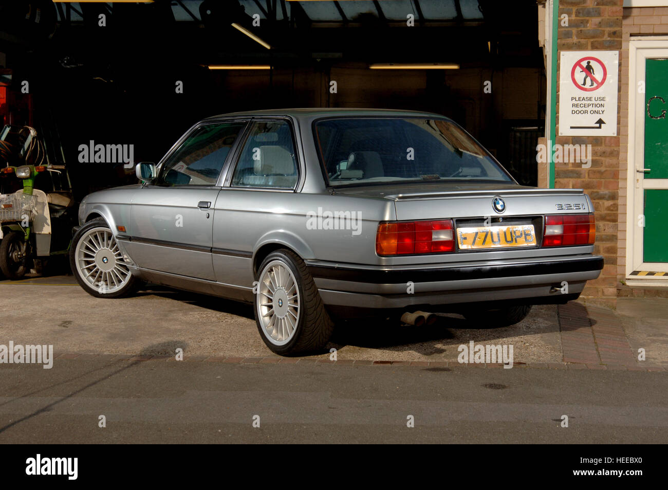 Bmw 325i High Resolution Stock Photography And Images Alamy