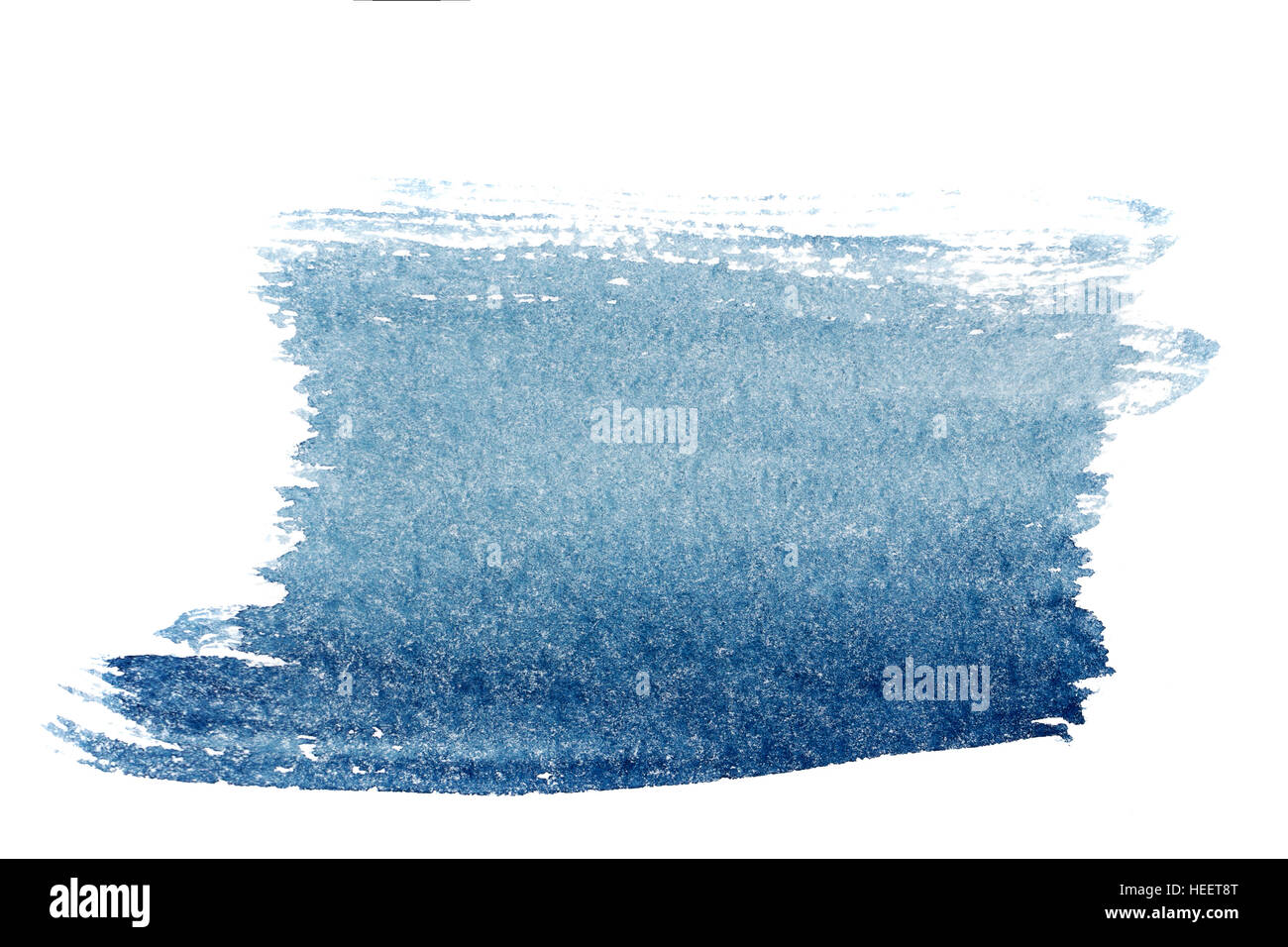 Blue Watercolor Background The Gradient Color Transition
