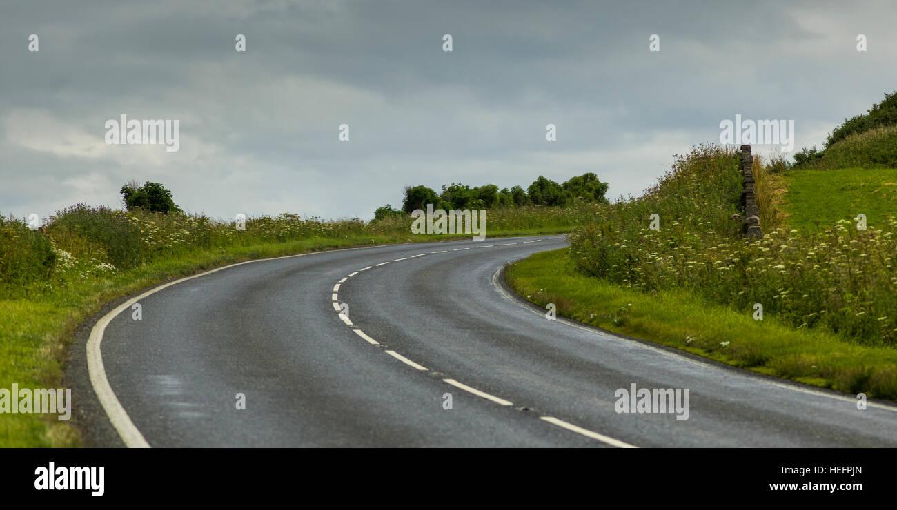 Latheronwheel, Caithness, Scottish Highlands, Scotland - Stock Image