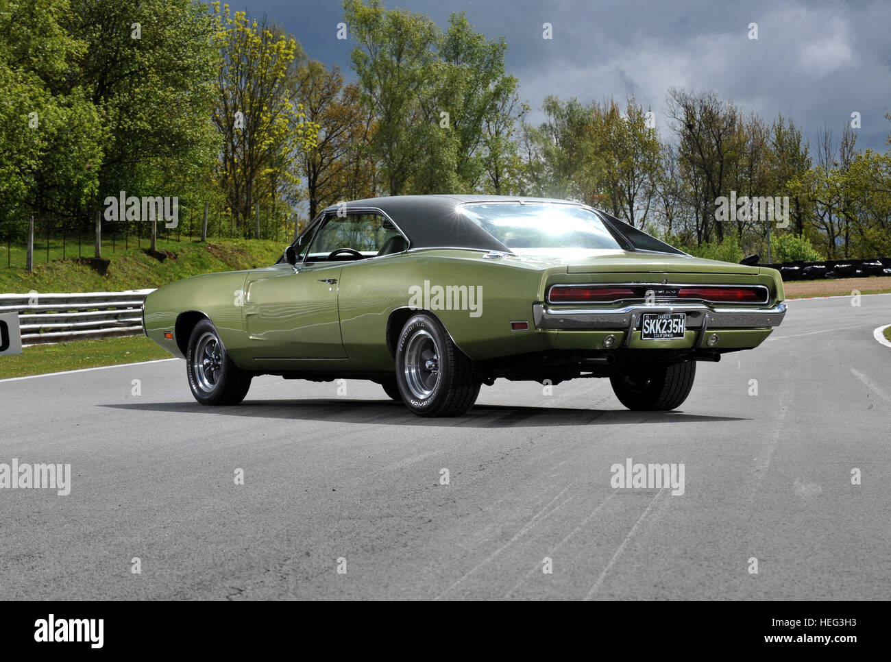 Classic American Muscle Car Stock Photos & Classic American Muscle ...