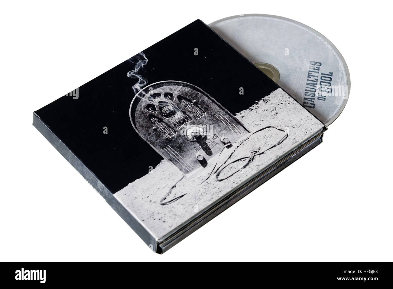 Devin Townsend Casualties of Cool CD - Stock Image
