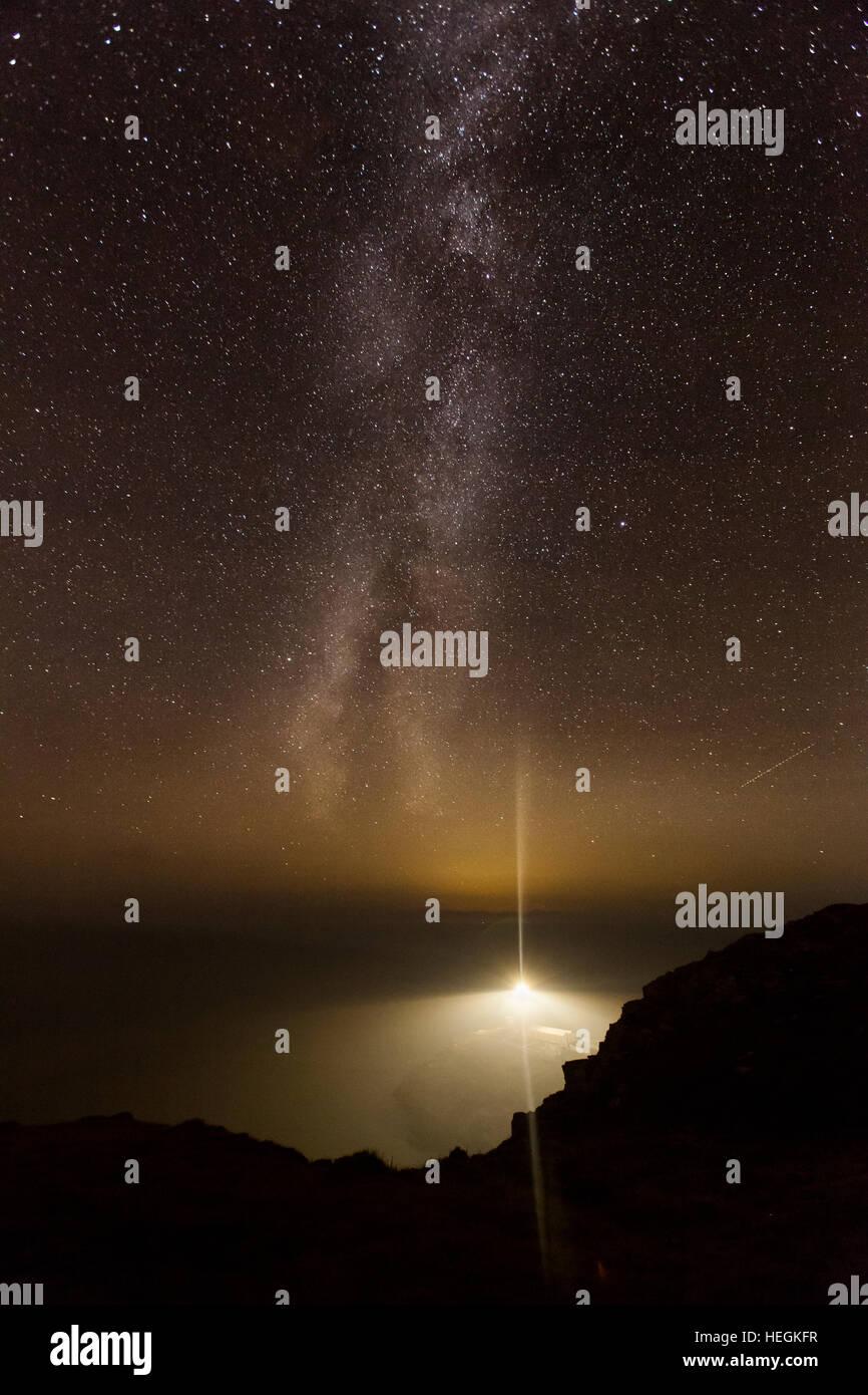 Milky Way Stock Photo 129444331 Alamy