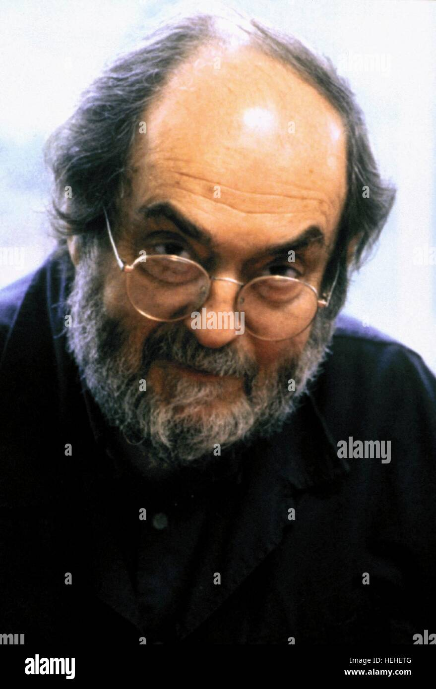 STANLEY KUBRICK DIRECTOR (1999) - Stock Image