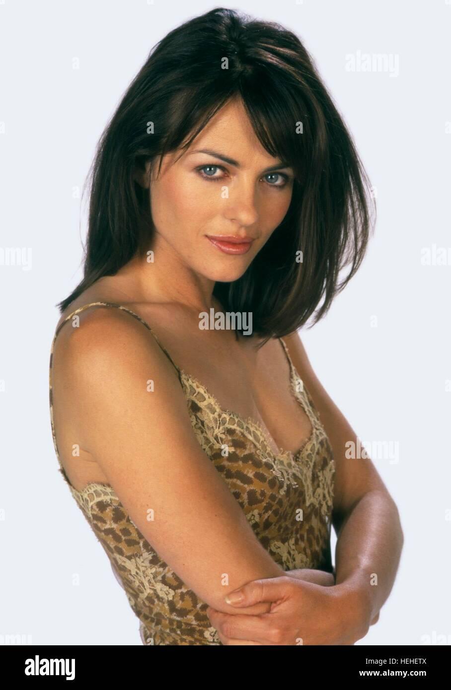 ELIZABETH HURLEY ACTRESS (1999) - Stock Image