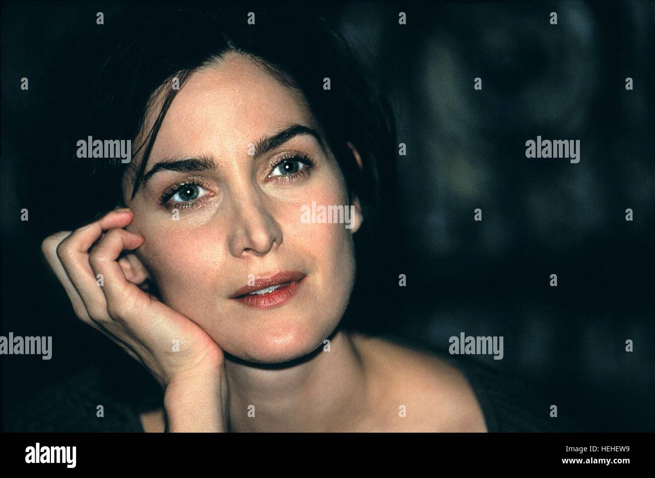 CARRIE ANNE MOSS ACTRESS (1999) - Stock Image