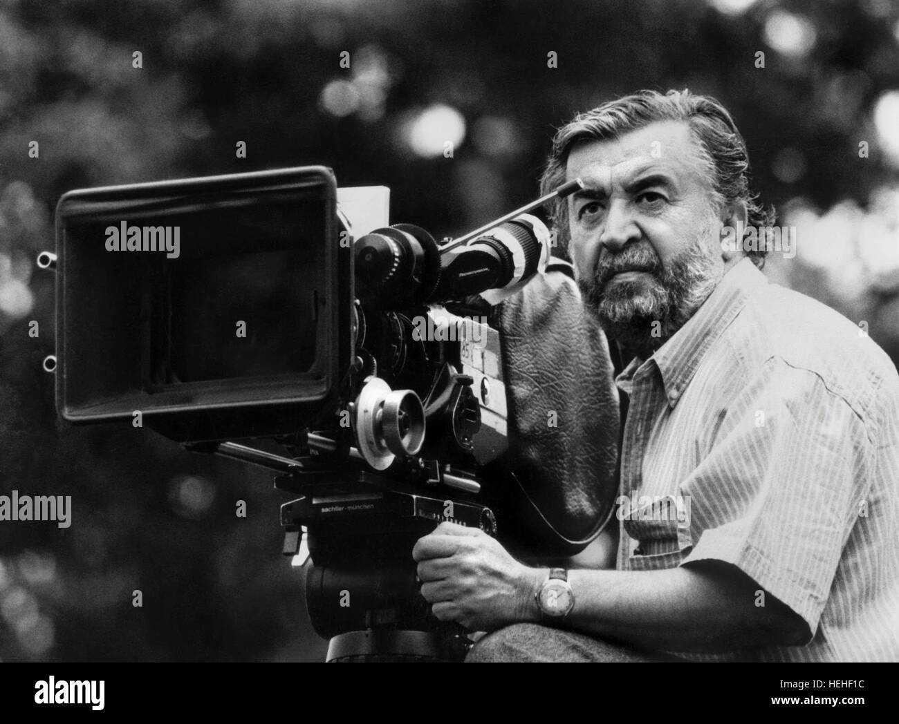 PUPI AVATI DIRECTOR (1999) - Stock Image