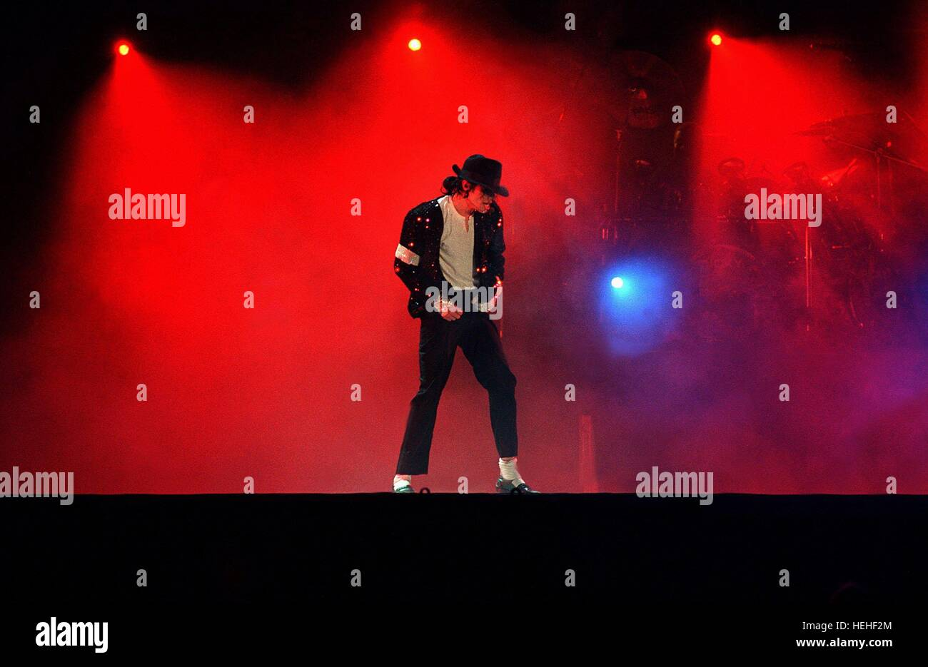 MICHAEL JACKSON POP STAR (1999) - Stock Image