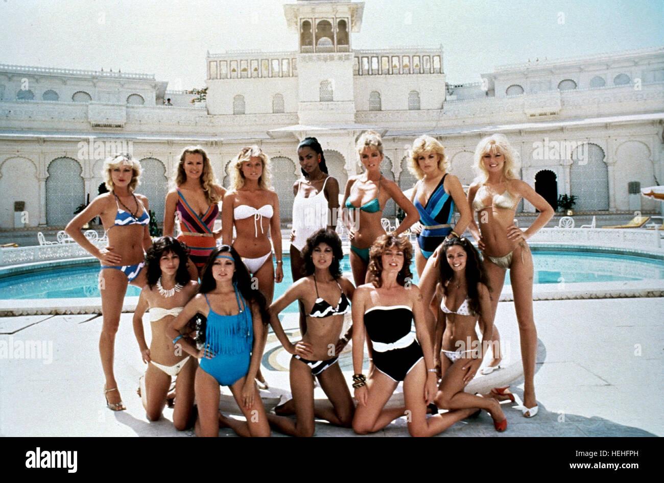 061c42aceb516 BOND GIRLS JAMES BOND: OCTOPUSSY (1983 Stock Photo: 129463337 - Alamy