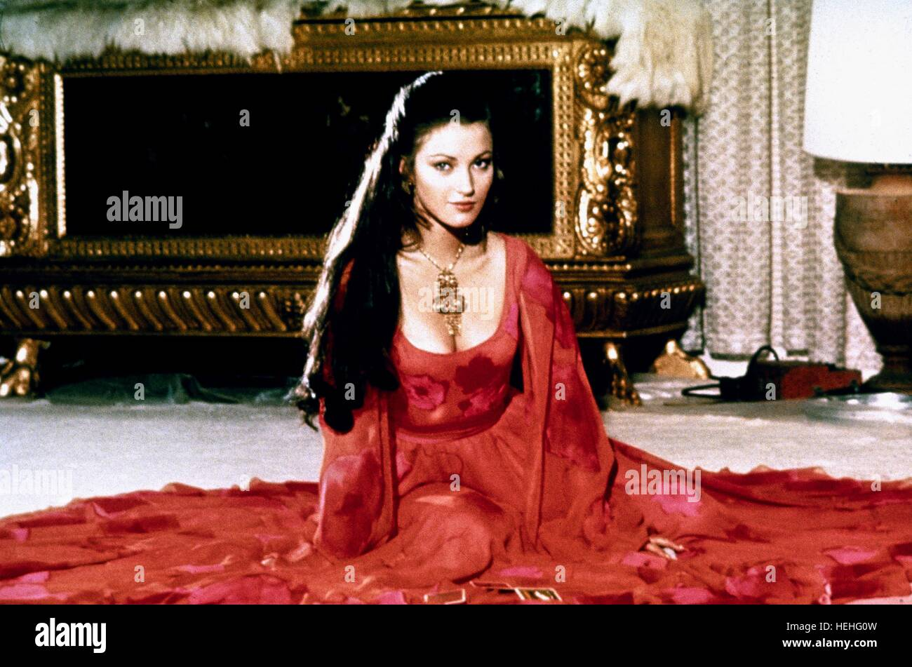 JANE SEYMOUR JAMES BOND: LIVE AND LET DIE (1973) - Stock Image