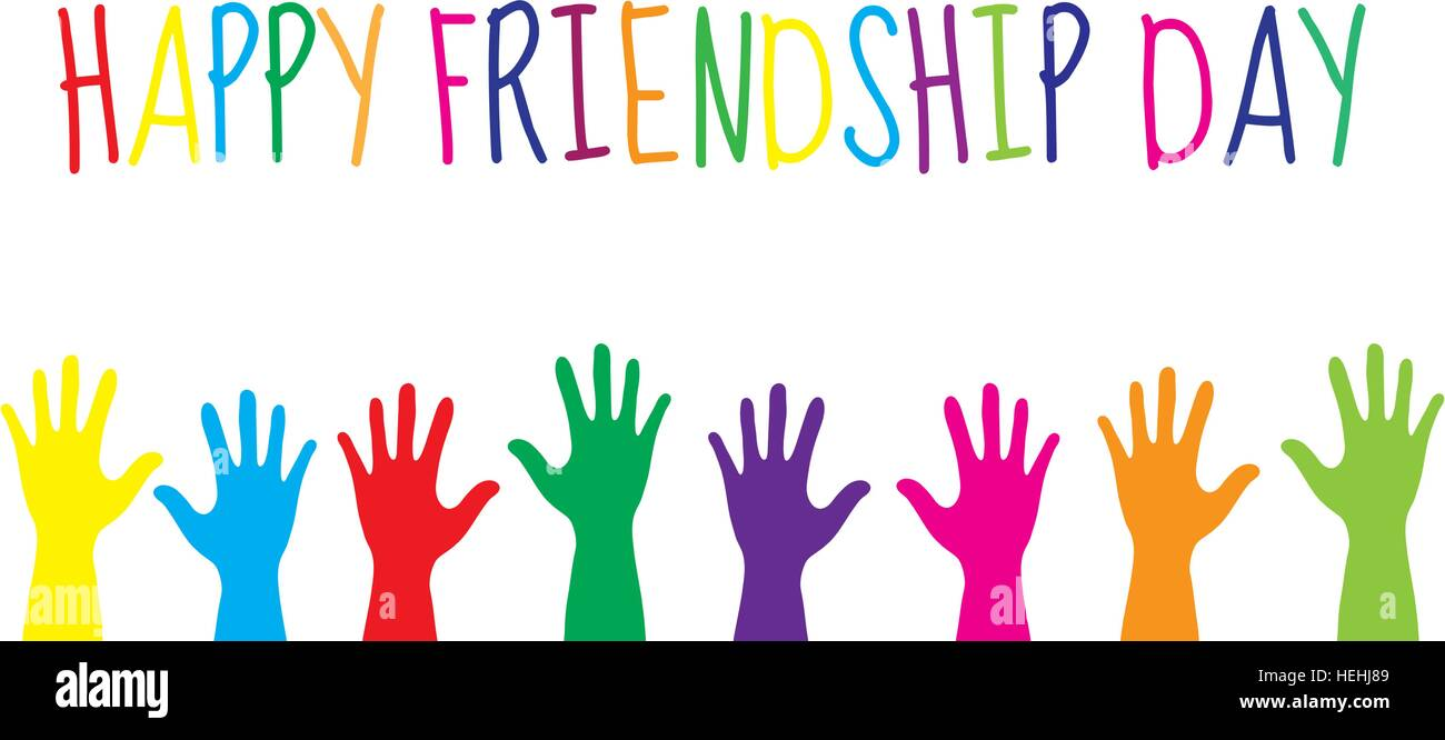 Friendship Stock Vector Images Alamy