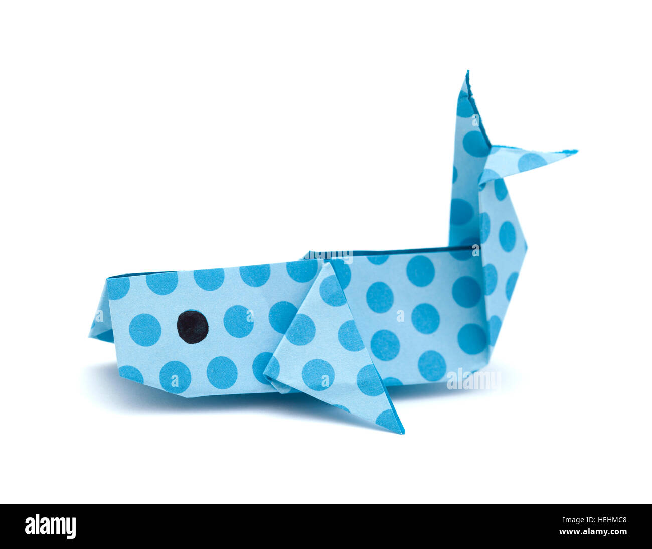 Easy Origami Whale - Paper Crafts for Kids - Red Ted Art - Make ...   1094x1300